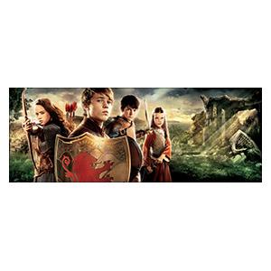 Chronicles of Narnia. Размер: 160 х 60 см